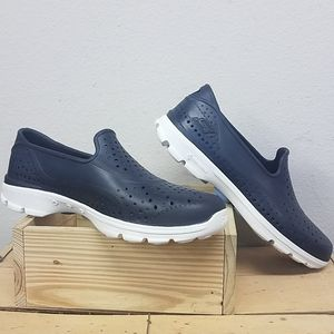 Women's Navy Blue Skechers H2Go Water Shoe